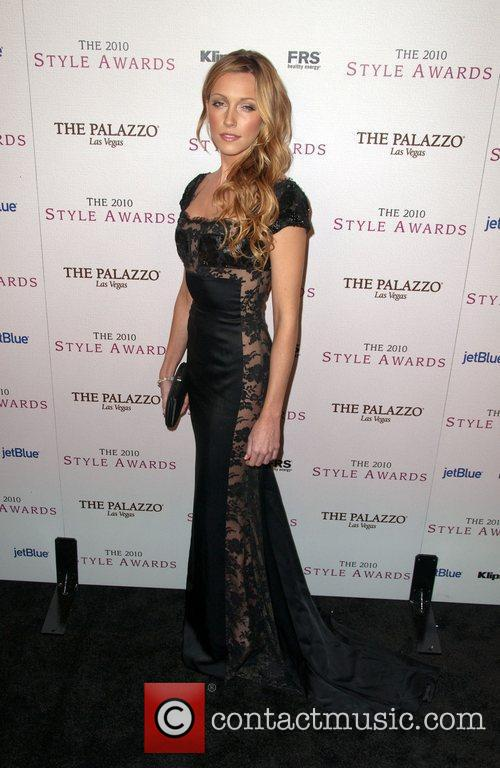Katie Cassity The 2010 Hollywood Style awards held...