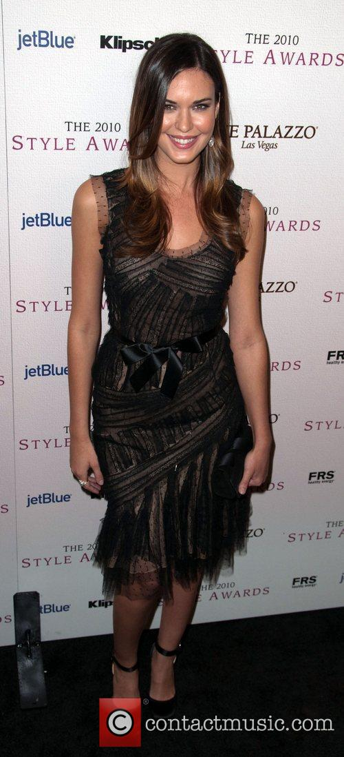 Odette Annabelle The 2010 Hollywood Style awards held...