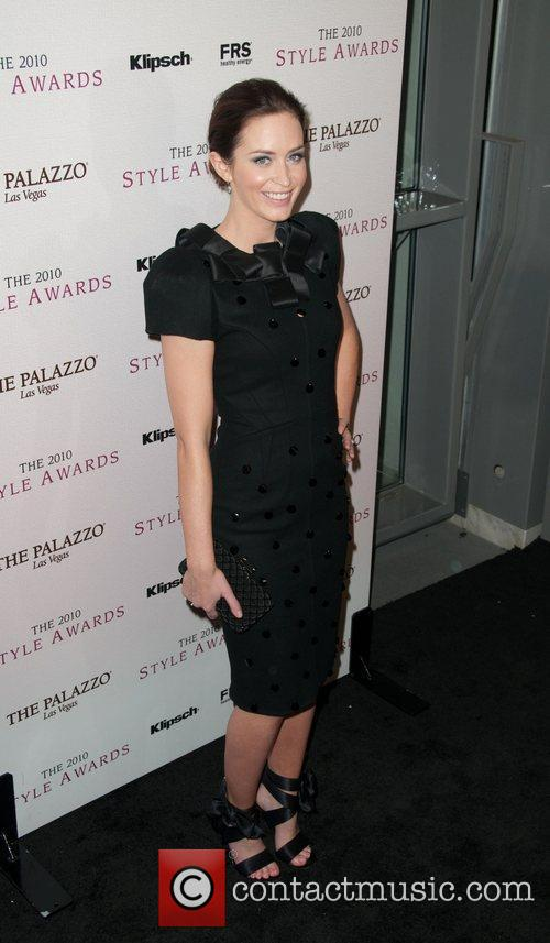 Emily Blunt The 2010 Hollywood Style awards held...