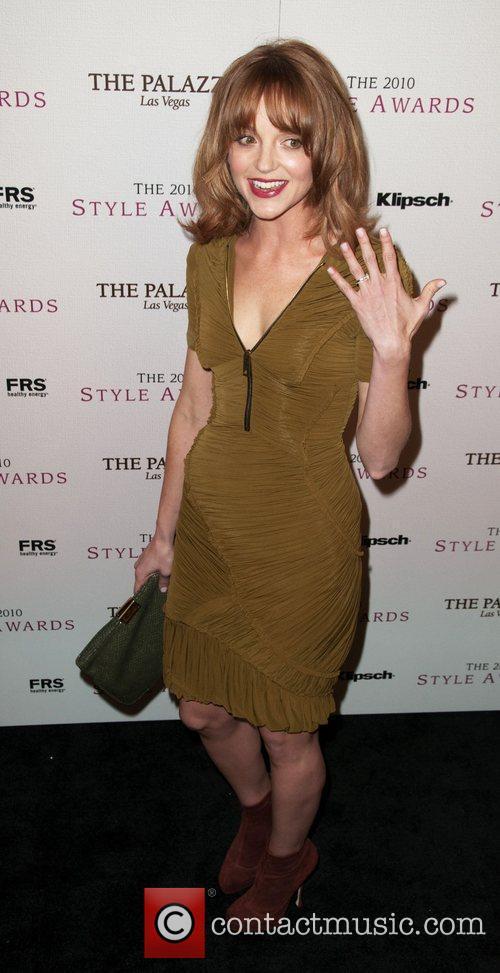 Jayma Mays The 2010 Hollywood Style awards held...