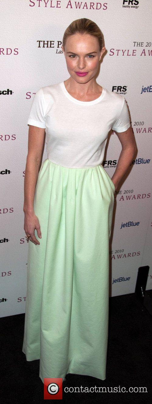 Kate Bosworth The 2010 Hollywood Style awards held...