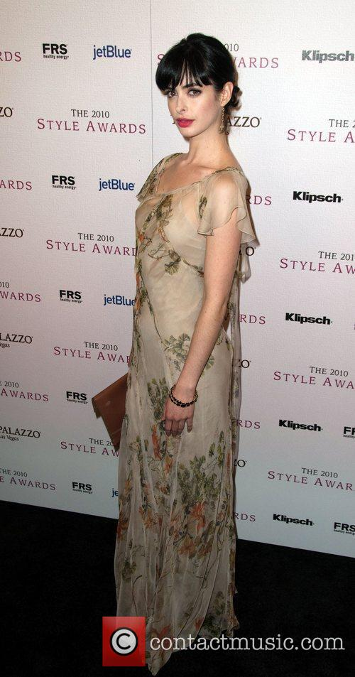 Krysten Ritter The 2010 Hollywood Style awards held...