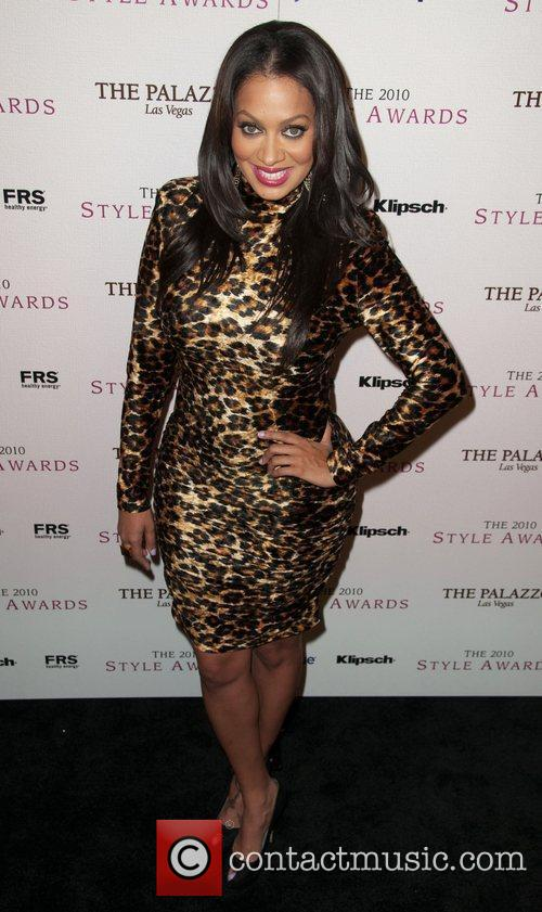 LaLa Vasquez The 2010 Hollywood Style awards held...