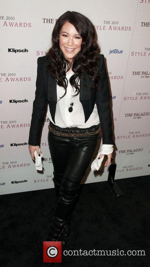 Manika The 2010 Hollywood Style awards held at...