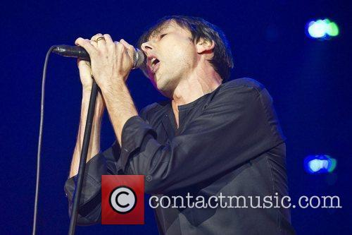 Brett Anderson and Suede 7