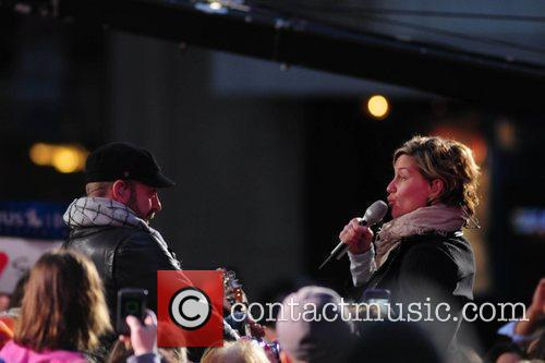 Kristian Bush and JENNIFER NETTLES, Sugarland