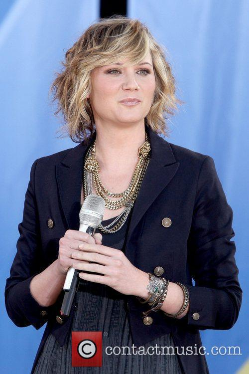 Sugarland performing live on 'Good Morning America's Summer...