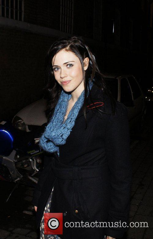 Jennie Jacques attending the wrap party for new...