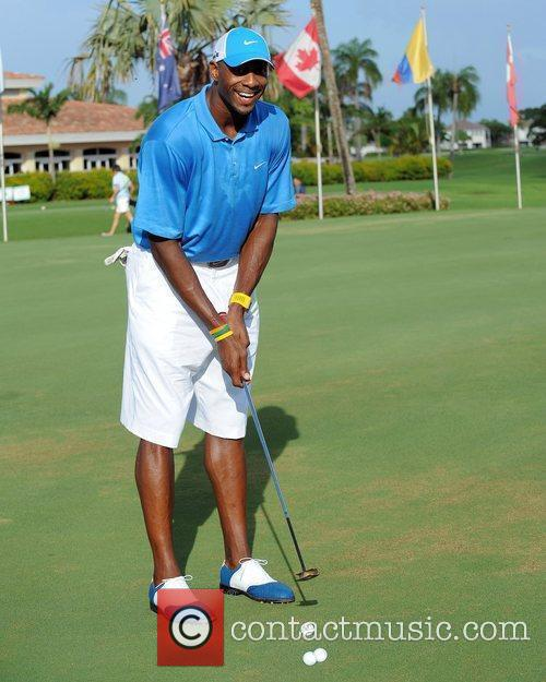Alonzo Mourning Summer Groove Golf Classic at the...