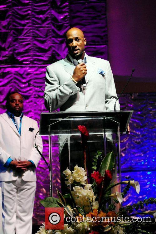Alonzo Mourning  Summer Groove Benefit Dinner at...