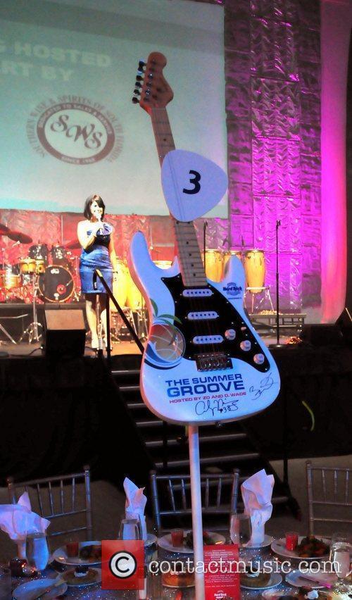 Summer Groove Benefit Dinner at Seminole Hard Rock...