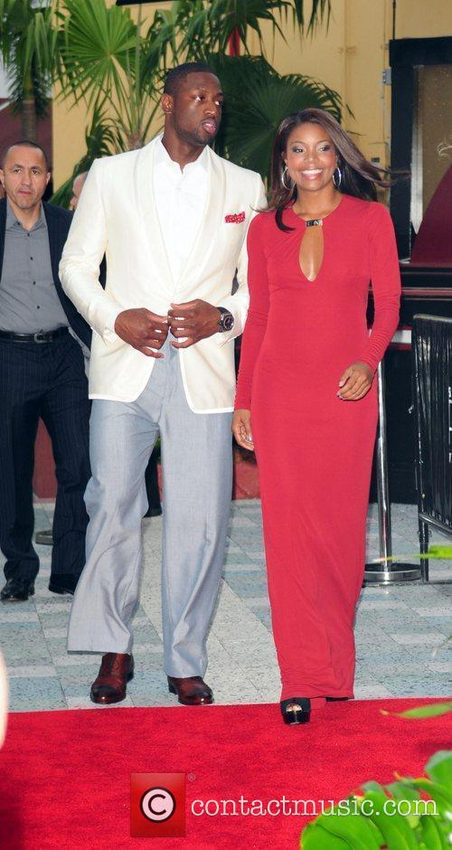 Dwyane Wade and Gabrielle Union Summer Groove Benefit...