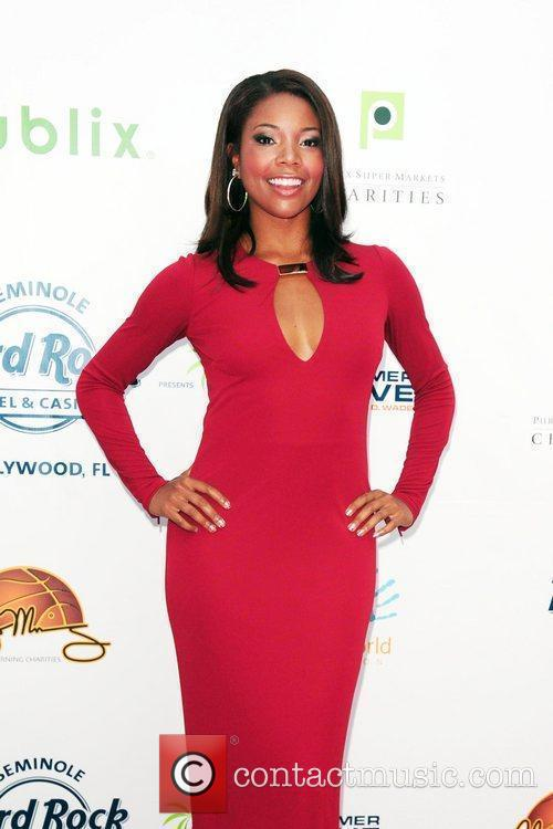 Gabrielle Union  Summer Groove Benefit Dinner at...