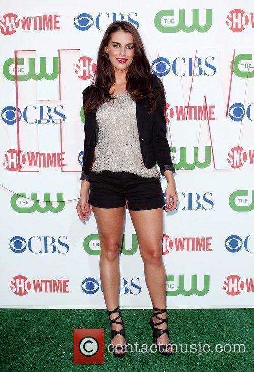Jessica Lowndes  2010 CBS, CW, Showtime summer...