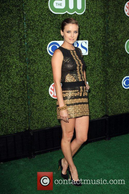 Jessica Stroup  2010 CBS, CW, Showtime summer...