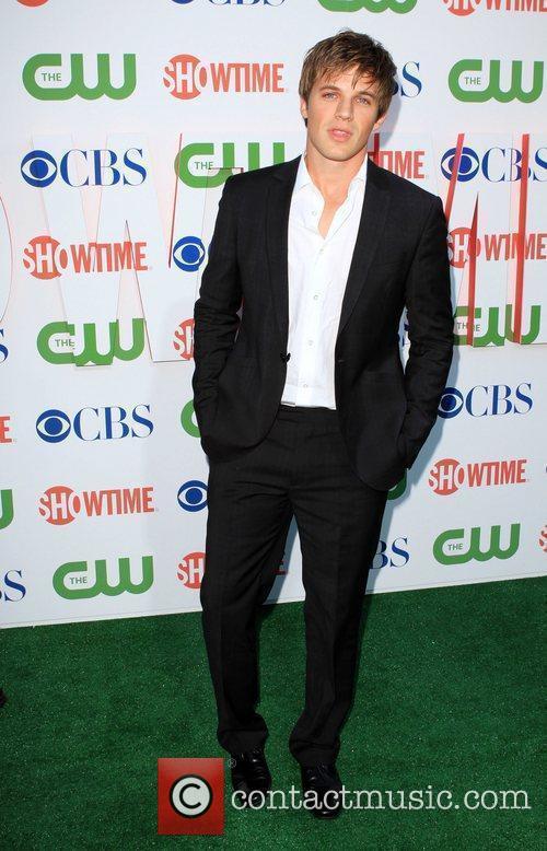 Matt Lanter  2010 CBS, CW, Showtime summer...