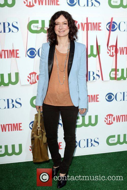 Sara Gilbert  2010 CBS, CW, Showtime summer...