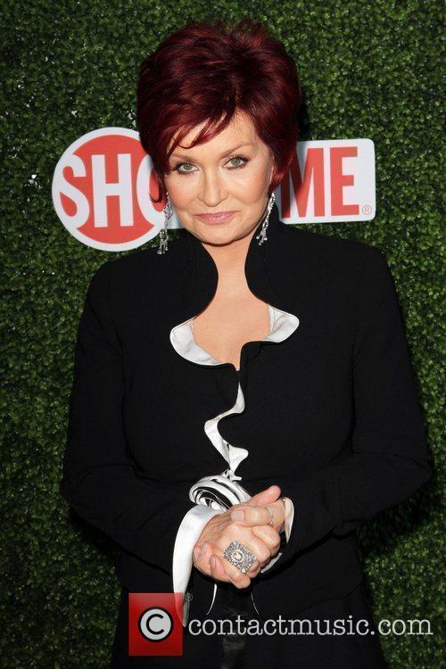 Sharon Osbourne  2010 CBS, CW, Showtime summer...