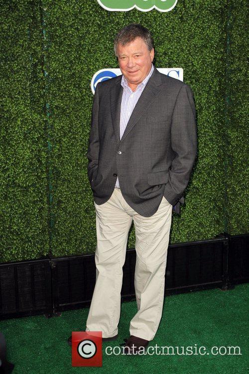 William Shatner  2010 CBS, CW, Showtime summer...