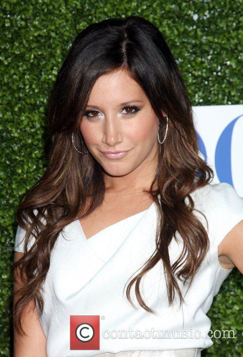 Ashley Tisdale 2010 CBS, CW, Showtime summer press...