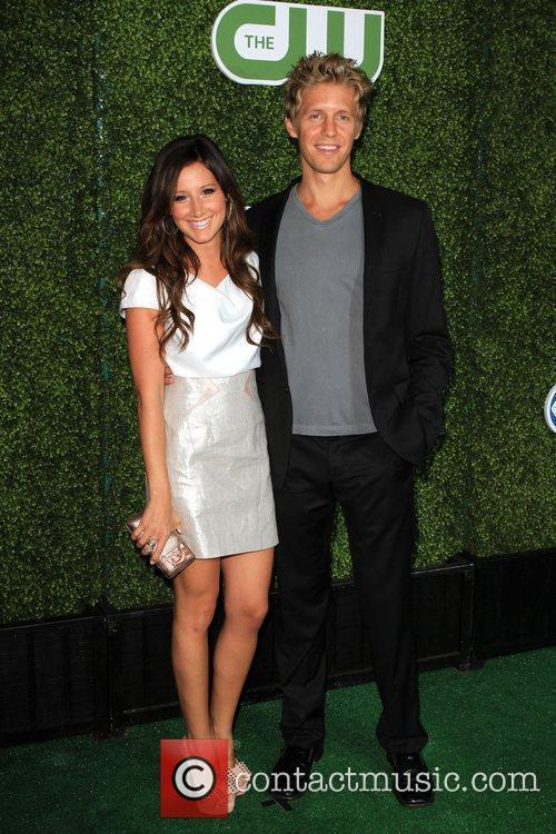 AshleyTisdale, Matt Barr 2010 CBS, CW, Showtime summer...