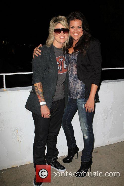 Mikey Koffman and Raquel Castaneda 2010 CBS, CW,...