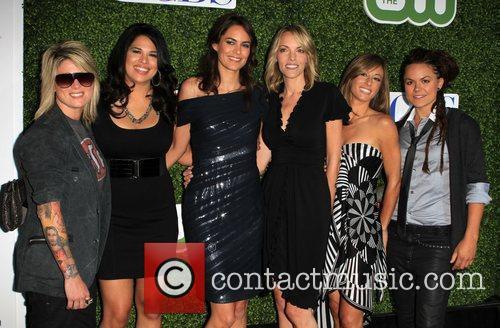 Mikey Koffman, Raquel Castaneda, Nikki Weiss and Jill...