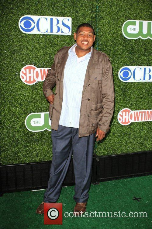 Omar Benson Miller 2010 CBS, CW, Showtime summer...