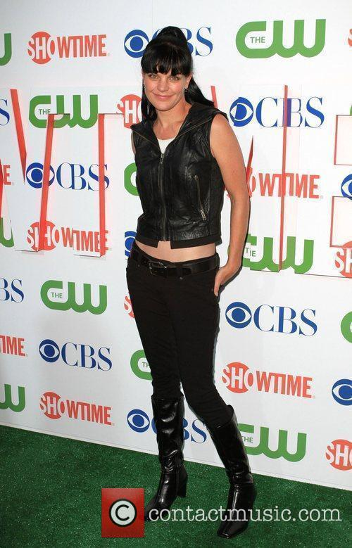 Pauley Perrette 2010 CBS, CW, Showtime summer press...