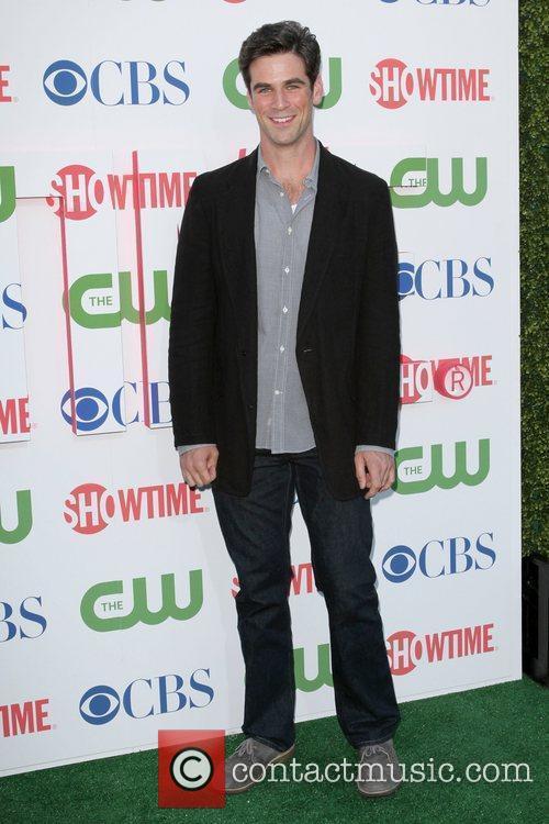 Eddie Cahill 2010 CBS, CW, Showtime summer press...