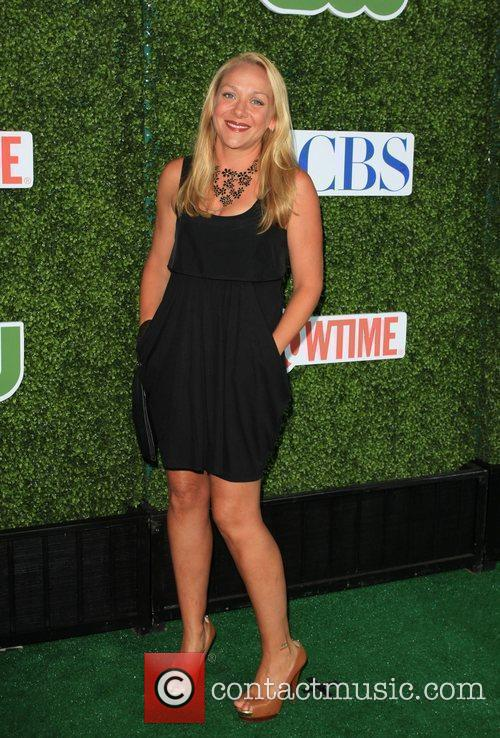 Nicole Sullivan 2010 CBS, CW, Showtime summer press...
