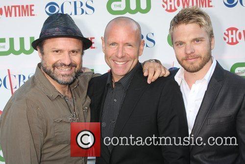 Enrico Colantoni, Hugh Dillon, David Paetkau 2010 CBS,...