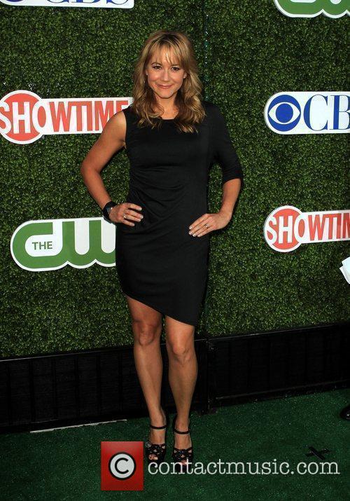 Megyn Price 2010 CBS, CW, Showtime summer press...
