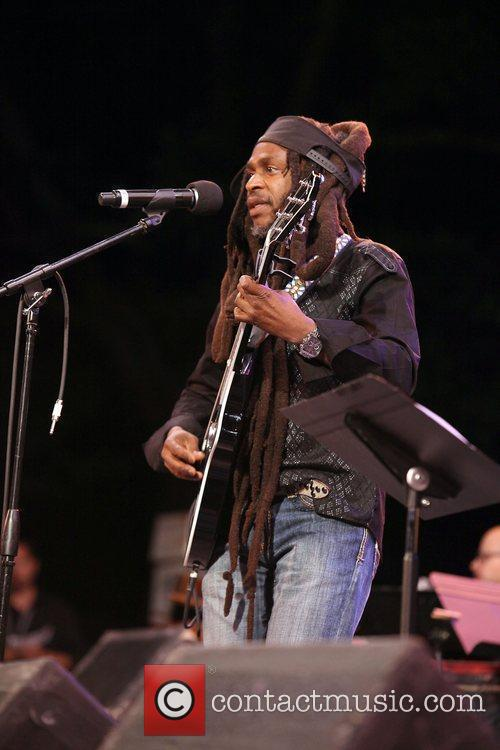 Summerstage city parks foundation presents a 25th anniversary...