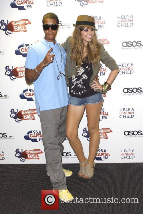 Chipmunk and Esmee Denter The Summertime Capital FM...