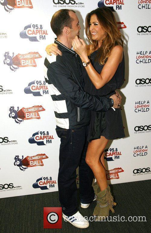 The Summertime Capital FM Ball held at Wembley...
