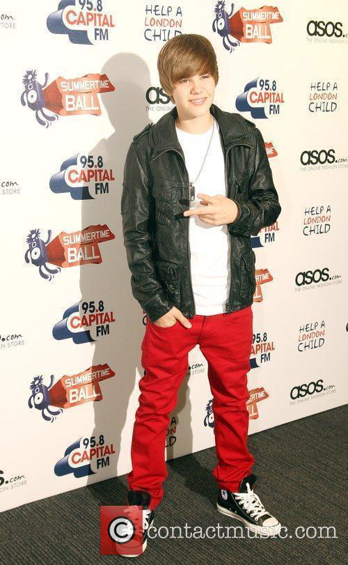 Justin Bieber  The Summertime Capital FM Ball...