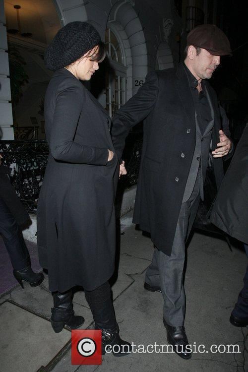 Penelope Cruz and Javier Bardem 7