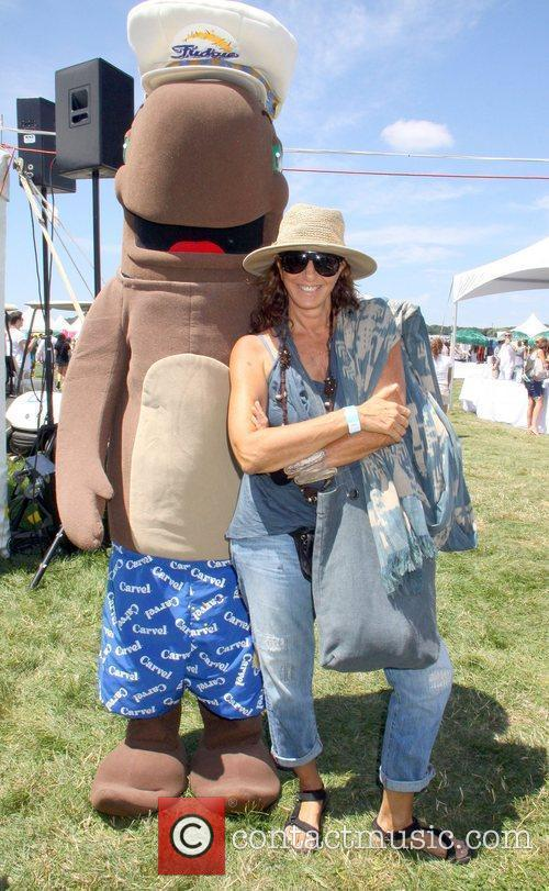 Donna Karen attends Super Saturday 13 designer garage...