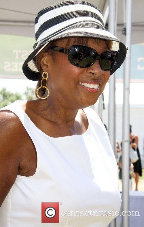 Star Jones attends Super Saturday 13 designer garage...