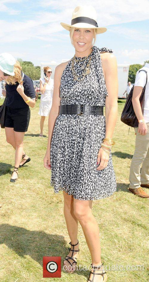 Mary Alice Stephenson attends Super Saturday 13 designer...