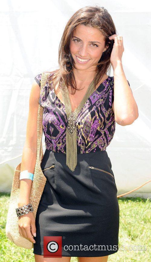 Shoshanna Gruss attends Super Saturday 13 designer garage...