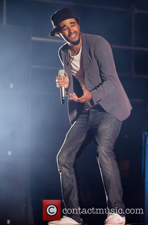 Patrice performs live at the Super Bock Surf...