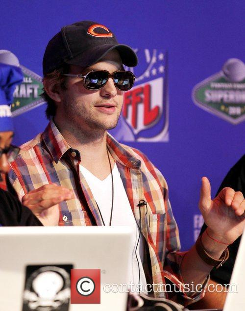 Ashton Kutcher and Las Vegas 1