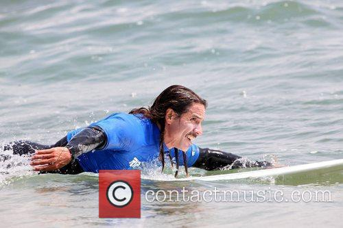 Anthony Kiedis Surfrider Foundation's 5th Annual Celebrity Expression...