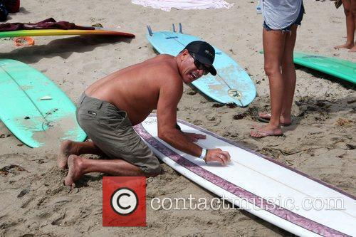 Surfrider Foundation's 5th Annual Celebrity Expression Session at...