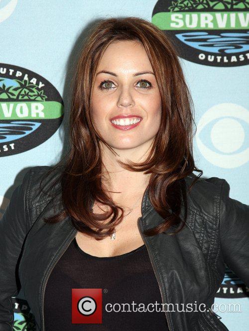 Danielle DeLorenzo attend the 'Survivor 10th Anniversary' Party...