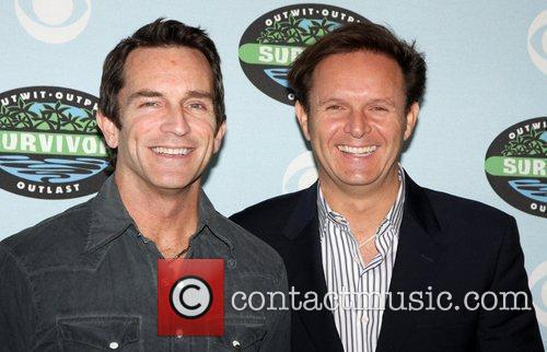 Jeff Probst, Cbs and Survivor 11