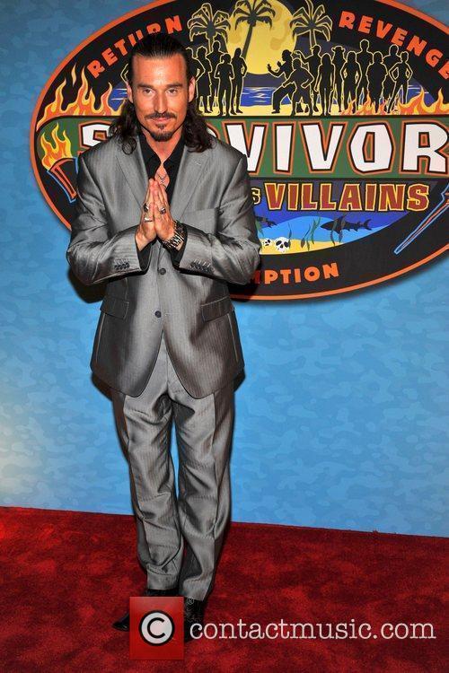 Benjamin 'Coach' Wade Survivor: Heroes vs. Villians Finale...