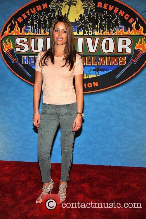 Danielle DiLorenzo Survivor: Heroes vs. Villians Finale and...